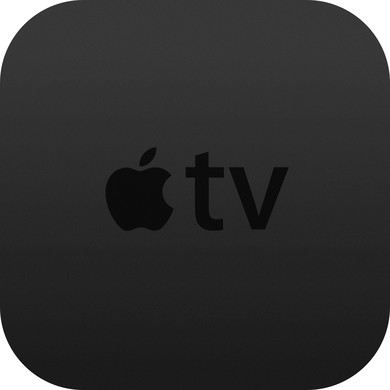 apple TV device for use with dental waiting room tv